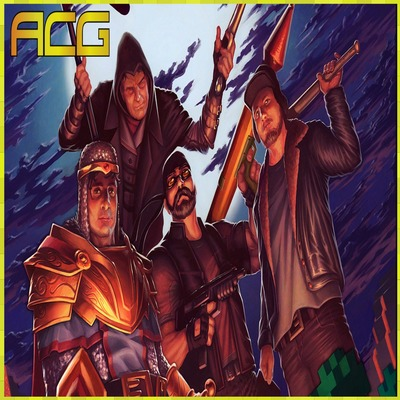 ACG-International Gaming Podcast #123 Abssii Guest Starring