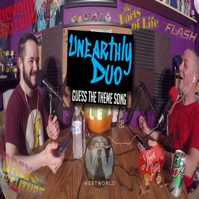 Guess The Theme Song | Unearthly Duo Ep: 5 by Unearthly Duo