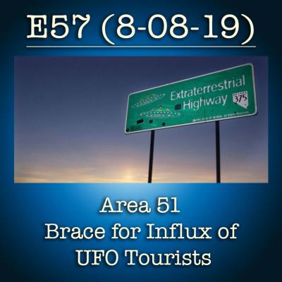 """AREA 51 6/""""x24/"""" ALUMINUM SIGN ALIEN UFO"""