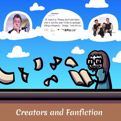 Fanfiction 101 by The OTPodcast • A podcast on Anchor