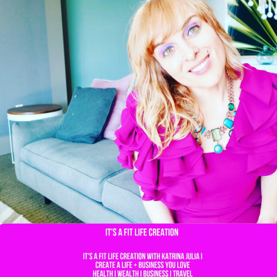 Ep 68: How to Jump Start Transformation in a Week: Tips + Tools in Health, Wealth, Biz by CREATE with Katrina Julia • A podcast on Anchor