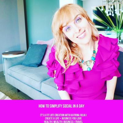 Ep 64: Feature with April Williams, Boss Babe, Higher Education + Student Experiences GSU, Master's Ed, Transformation Lover by CREATE with Katrina Julia • A podcast on Anchor