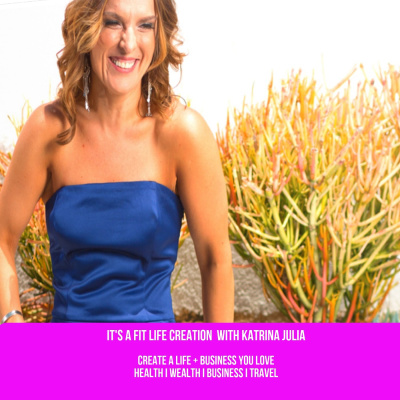 Ep 69: How to Unleash Inspiration + Live Events: Recap Creation Weekend Experience: Health, Wealth, Business by CREATE with Katrina Julia • A podcast on Anchor