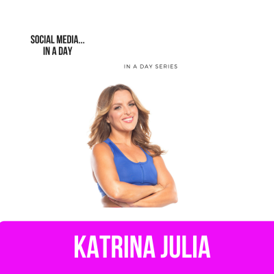 Ep 23: How to Do Social Media Smart in a Day by CREATE with Katrina Julia • A podcast on Anchor