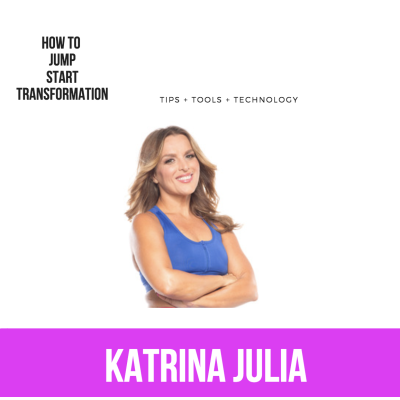 Ep 32: How to Jump Start Transformation by CREATE with Katrina Julia • A podcast on Anchor