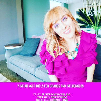 Ep 70: Feature with Michal, Beacon of Change: How to Live, Love, and Lead at Full Power by CREATE with Katrina Julia • A podcast on Anchor