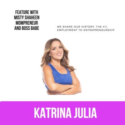 Ep 45: Feature with Misty Shaheen: Mompreneur and Nutrition Club Owner by CREATE with Katrina Julia • A podcast on Anchor