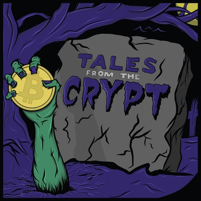 Tales from the Crypt #76: Alex Gladstein by Tales from the Crypt: A