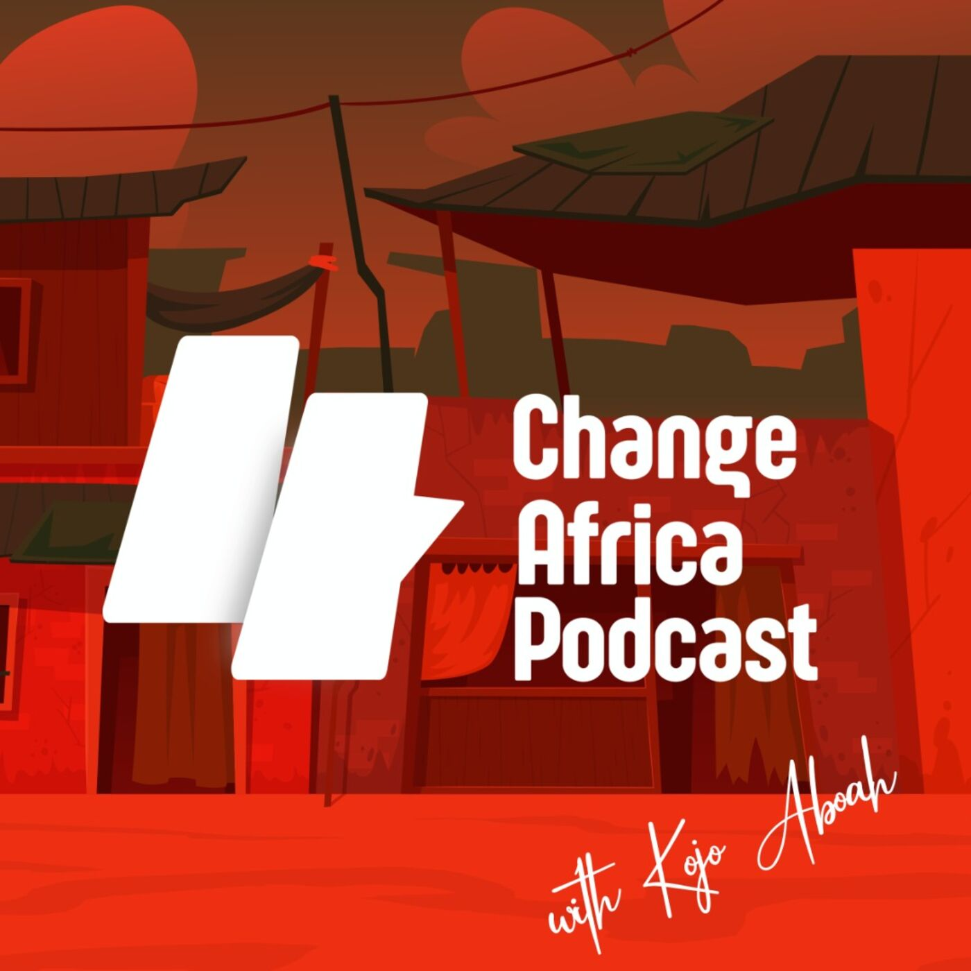 Change Africa Podcast on Jamit