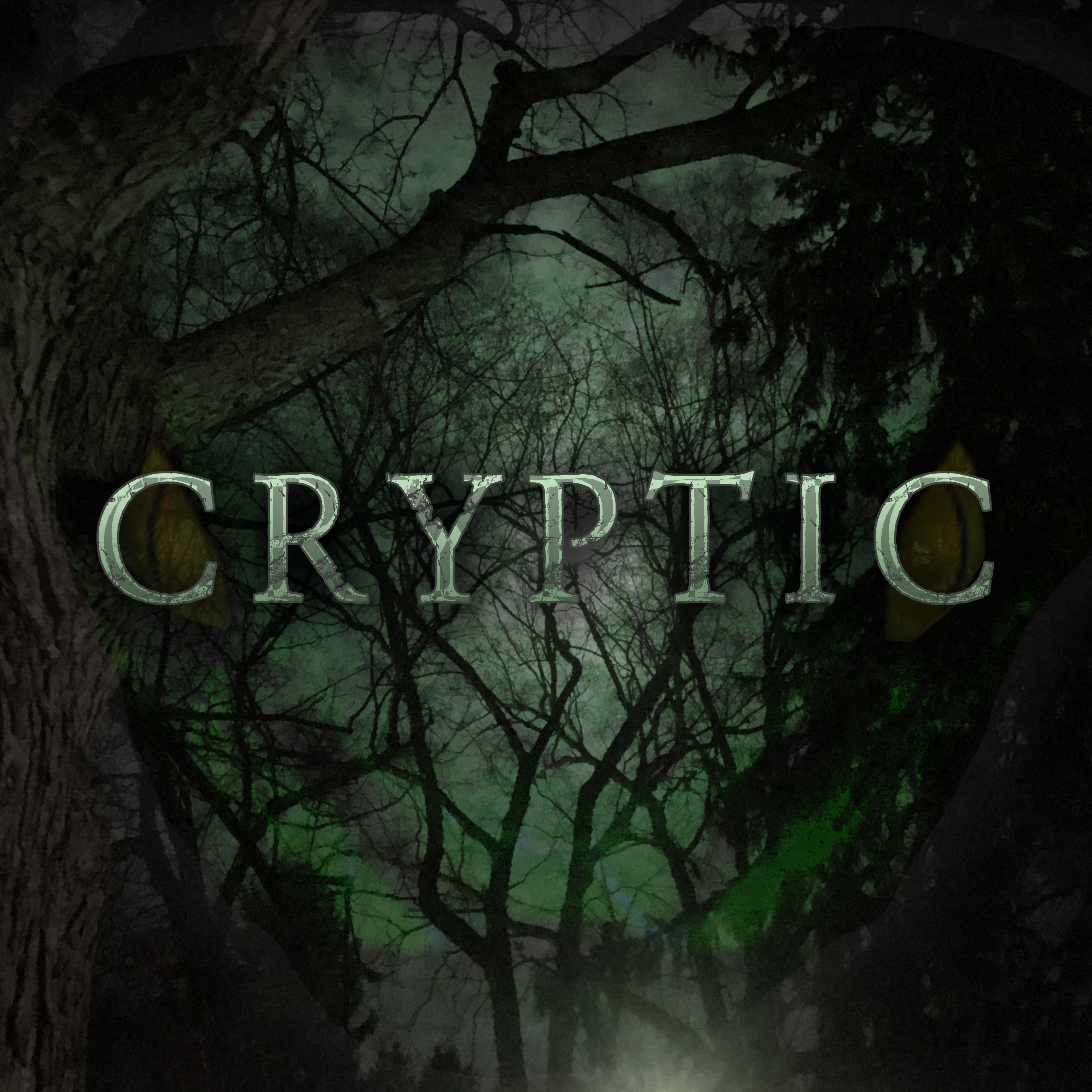 """""""Cryptic"""" Podcast"""