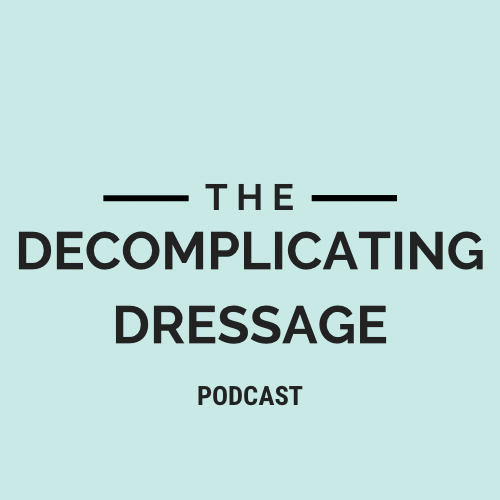De-complicating Dressage