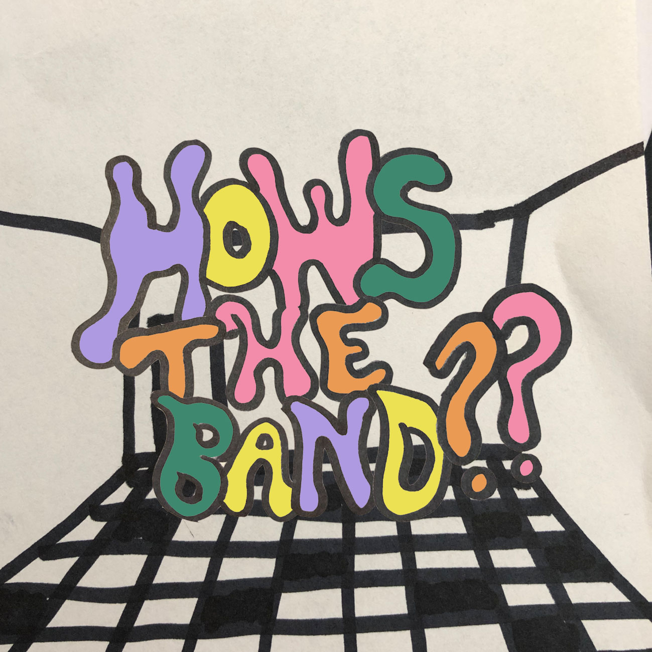 How's The Band? (Formerly The Big Punk Show) podcast show image
