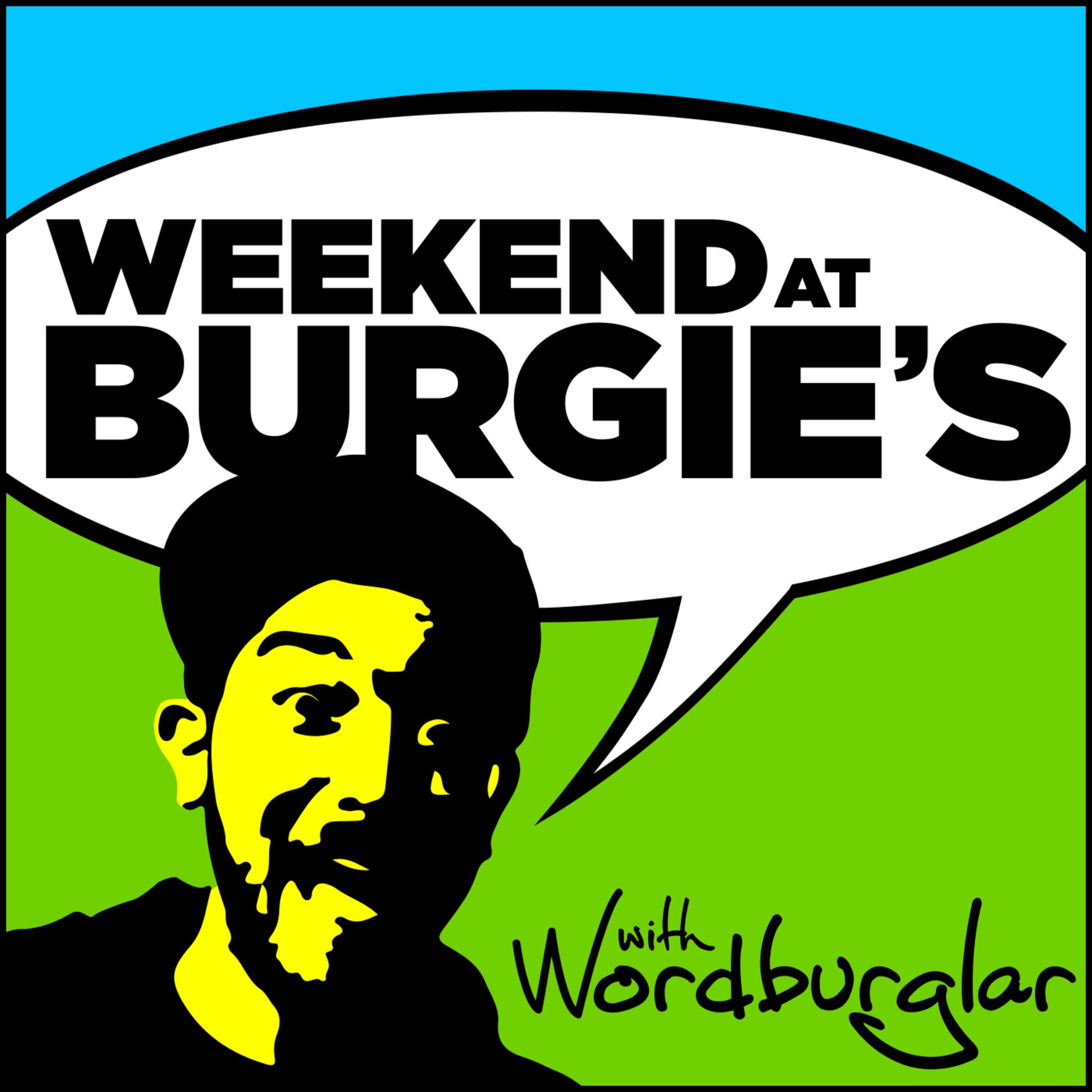 EP32 - Weekend At Burgies w Thomas Quinlan of Hand Solo Records