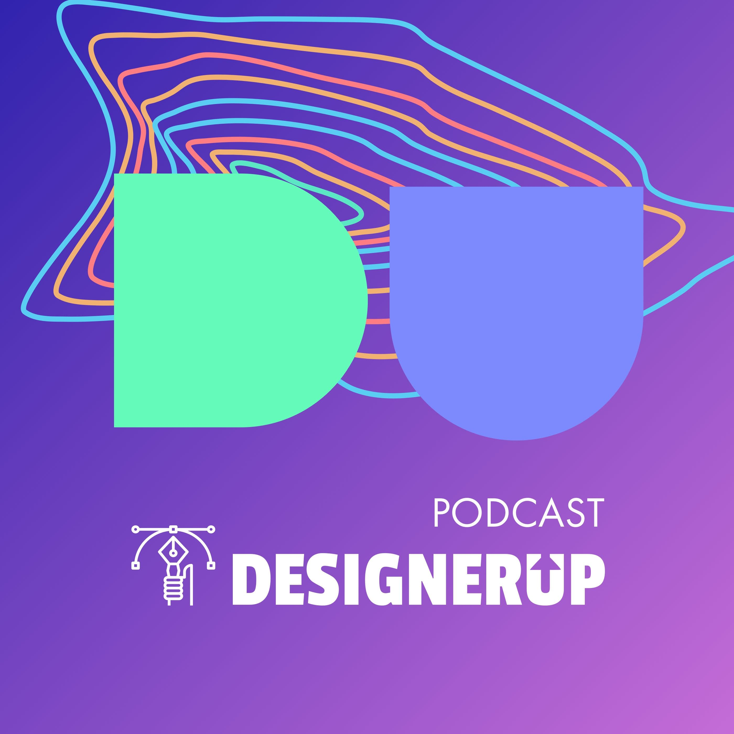 DesignerUp Podcast podcast show image