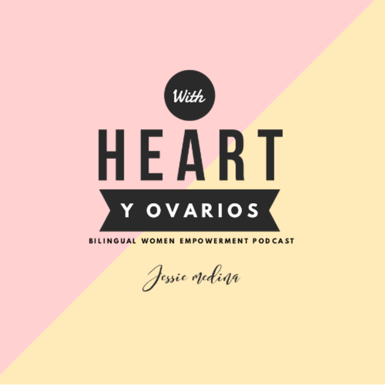 Heart y Ovarios by Jessie Medina