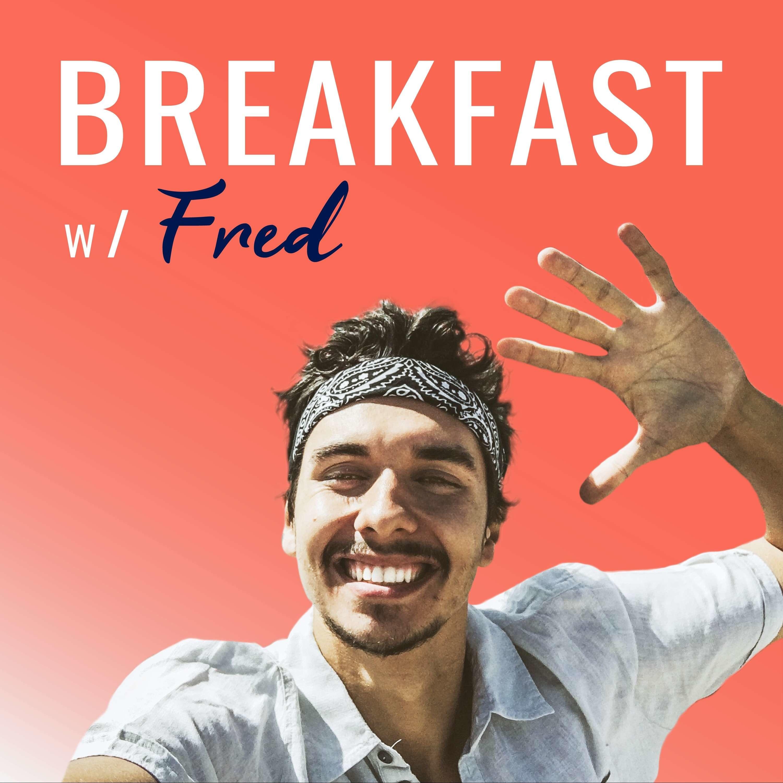 MÁRIO PARDO - O Poder Da Mente   Breakfast w/ Fred