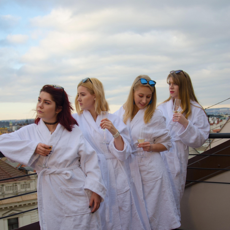 My čtyři o Česku