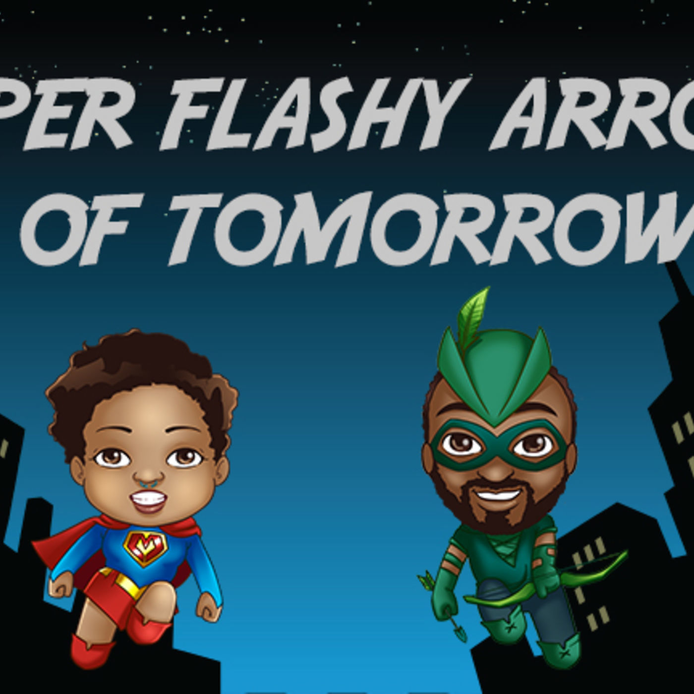 Super Flashy Arrow of Tomorrow