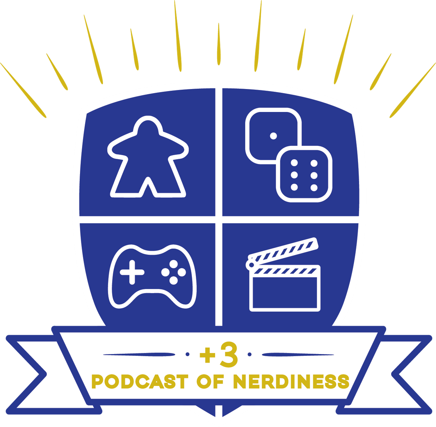 +3 Podcast of Nerdiness