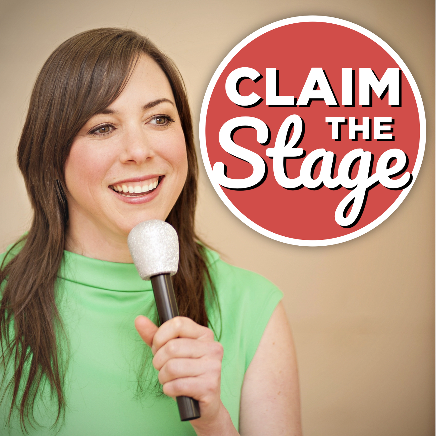 Claim the Stage: A Public Speaking Podcast for Women