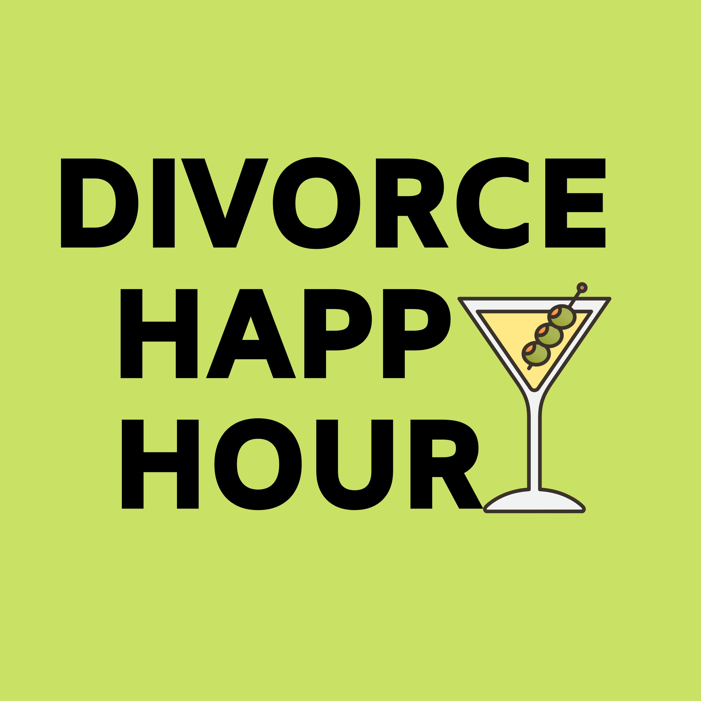 DIVORCE HAPPY HOUR