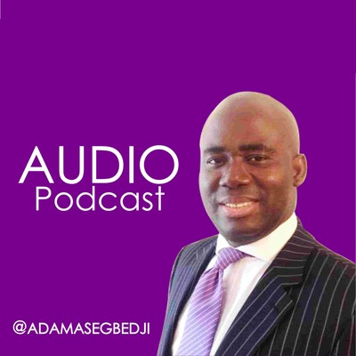 COVENANT KEEPING GOD by Adama Segbedji Podcast • A podcast
