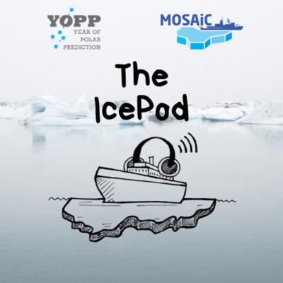 The IcePod with Lasse Rabenstein and Panagiotis Kountouris – Let the Data Speak to You