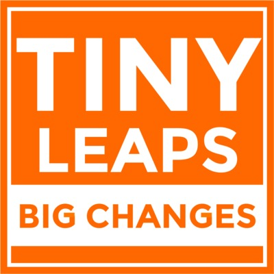 356 - How to Beat Laziness by Tiny Leaps, Big Changes • A